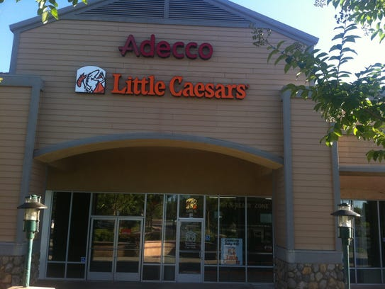Little Caesars moved from Hartnell Avenue to the Safeway-Lowe's