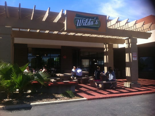 Wilda's moved from downtown Redding to the Shasta Center on Churn Creek Road in 2016.