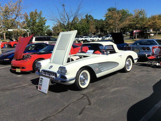 The Spirits of '53 Corvette Club will host the 2017