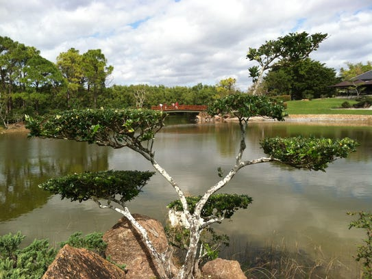Morikami Museum and Japanese Gardens in Delray Beach,