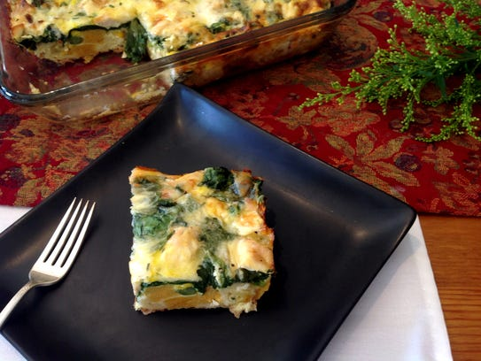 Turkey and Egg Frittata Casserole makes use of assorted