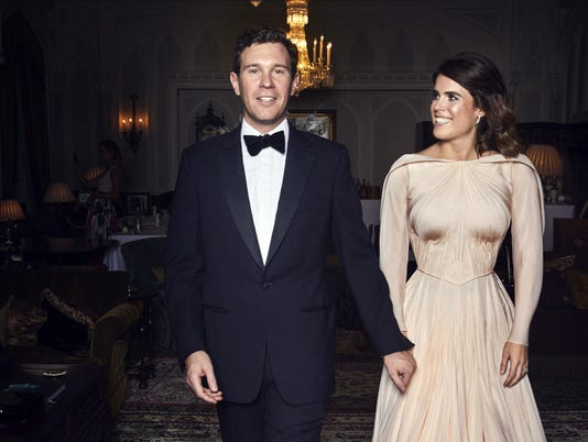 Britain Royal Wedding (4)