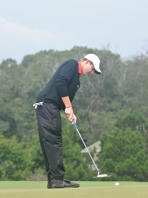 Louisiana Tech's Victor Lange has been named C-USA Golfer of the Week