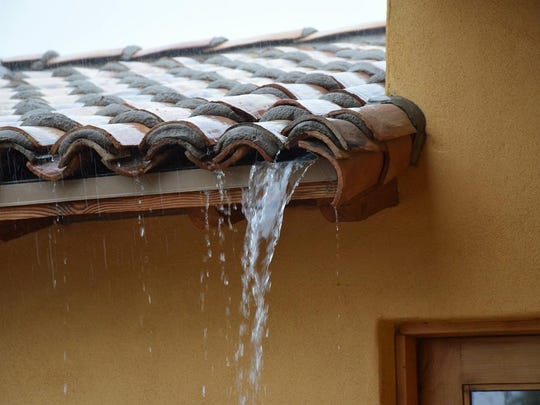 Even our average 8-inches of rain a year can collect more than 7,000 gallons of water around our homes.