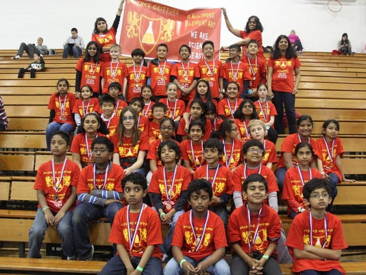 CNT GALLIMORE OLYMPIAD