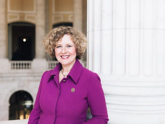 U.S. Rep Susan Brooks, R-Indiana, served on the Select Committee on Benghazi.