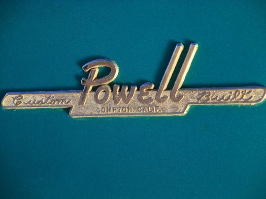 The Powell motor scooter company turned to custom trucks in the late '40s and early '50s.