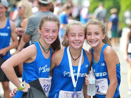 5-Jersey Speed girls
