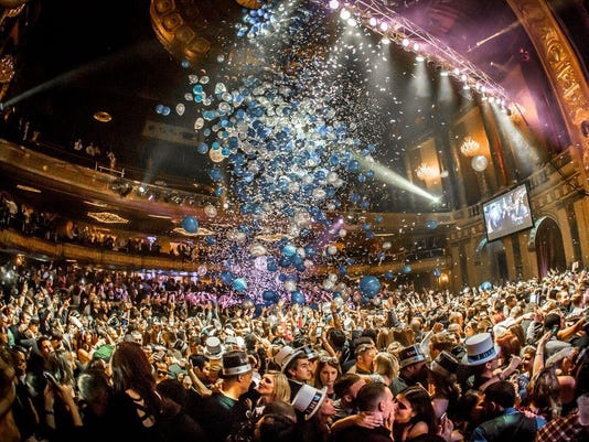 Kick off 2018 with a bang at these New Year's Eve parties