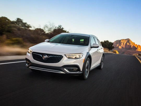 The Buick Regal struggles with buyers young and old.