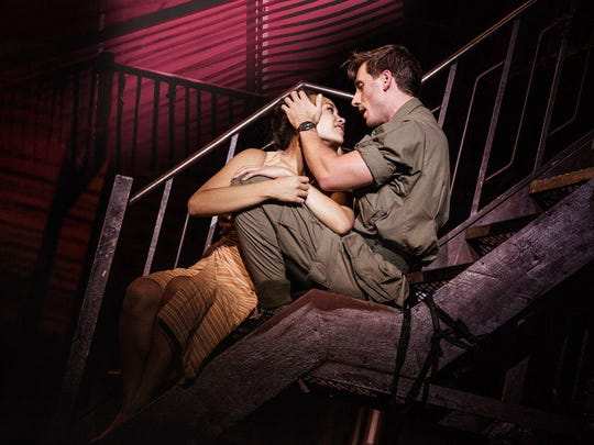 """Miss Saigon,"" a love story set in Vietnam War to be on the Wharton stage March 14-17."