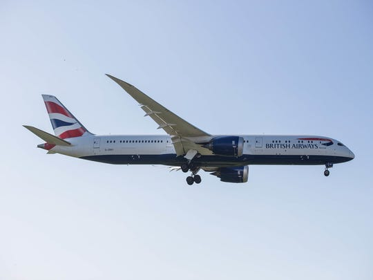 British Airways announced it has suspended flights to Cairo for this week.