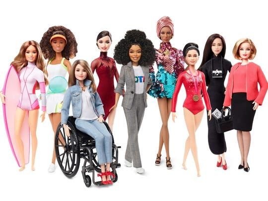 Barbie is a powerful franchise for Mattel.