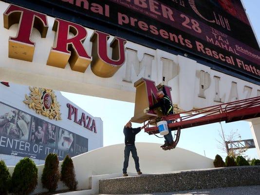 Trump Casino Name Lawsuit