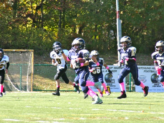 Watchung Hills  junior pee wees quest  national Pop Warner title b9c920abb