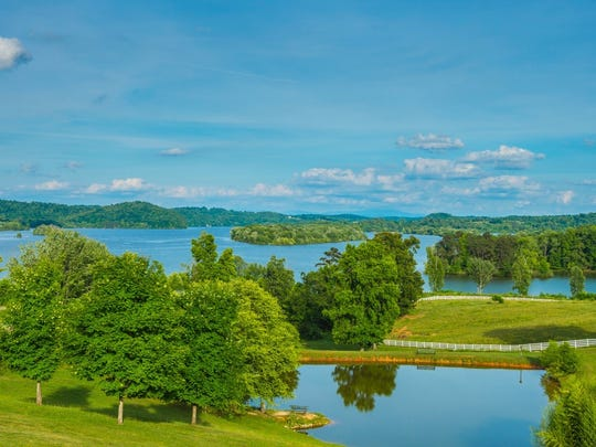 The Whitestone Country Inn in Kingston has been open 17 years and boasts 360 acres of property on the Tennessee River.