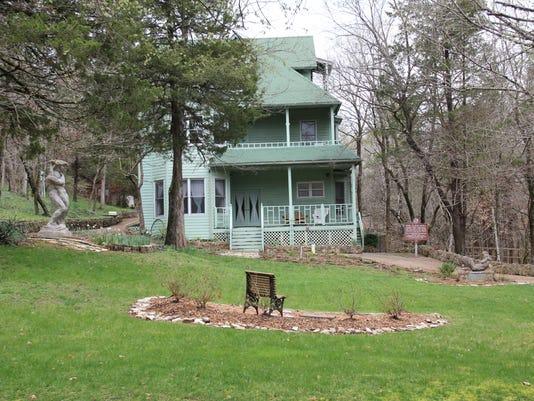 Bonniebrook, the Home of Rose O'Neill