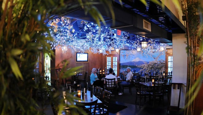 Share an intimate meal at the Cultured Pearl Restaurant and Sushi Bar in Rehoboth Beach.