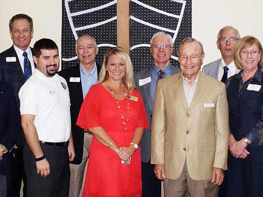 Marco Lutheran Church Foundation has awarded the Center a $5,500 grant to the David Lawrence Center.