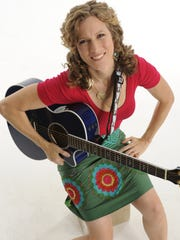 Children's musician Laurie Berkner performs a pair of matinees Saturday at Higher Ground.