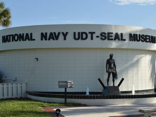 The National Navy UDT-SEAL Museum  Monday in Fort Pierce is the only museum of its kind devoted to the preservation of Navy SEAL history.