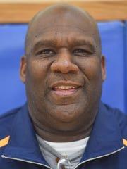 Gary Martin, Greencastle-Antrim boys basketball coach.