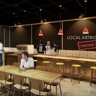 Downtown Pensacola pizza restaurant set for summer opening, to feature local artists