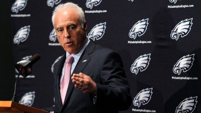 Philadelphia Eagles owner Jeffrey Lurie has some big decisions to make.