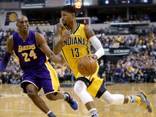 5a1fc47f4ca Pacers play villain in Kobe's last game in Indy