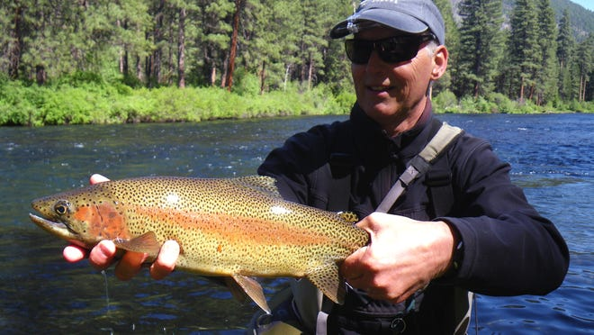 John Kreft, a fly tyer and fly angler for more than four decades and the chairman for this year's Northwest Fly Tyer & Fly Fishing Expo, will be among more than 200 people to share their knowledge and skills at this year's event