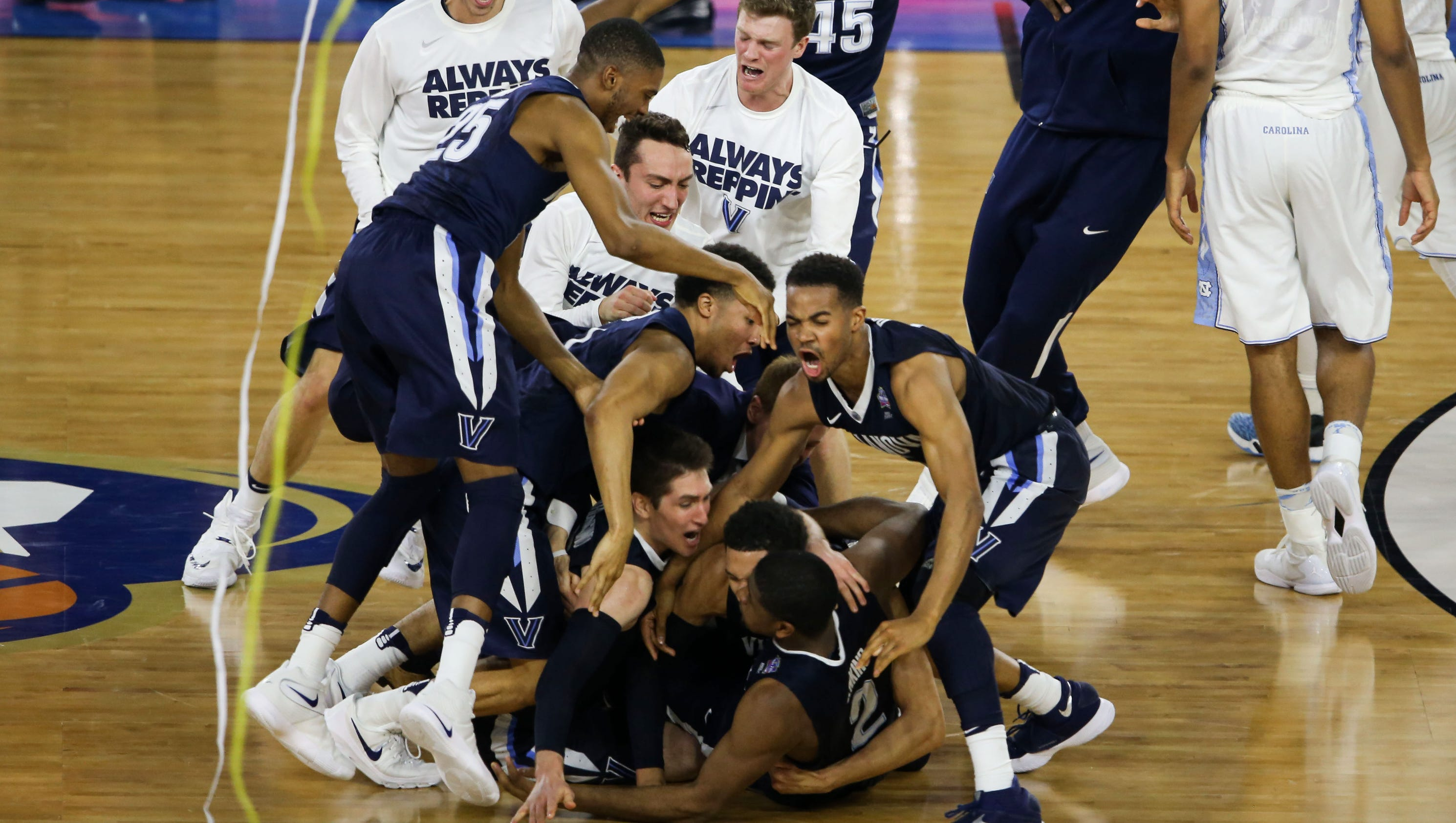 Armour: Villanova win vs. UNC will be remembered as best title game ever