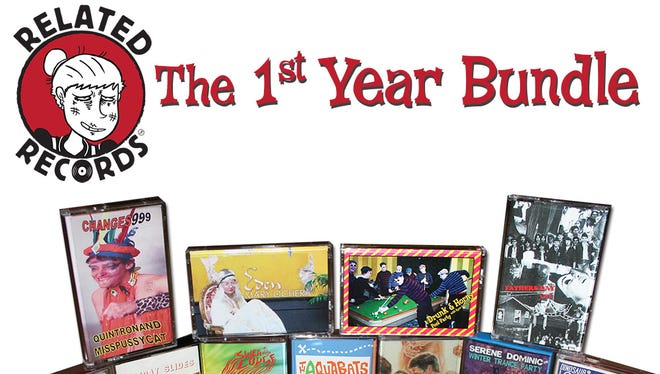 """Related Records """"The 1st Year Bundle"""""""