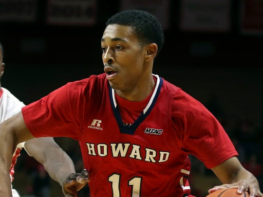 Howard guard James Daniel returns as the most lethal