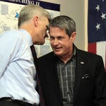 U.S. Sen. David Vitter is rushing to make his mark on Congress ahead of election.