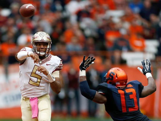 Florida State Syracuse Football