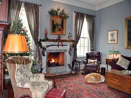 TCL Bentonia Culinary Christmas and Habitat Spread