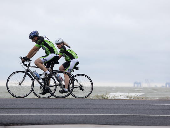 The 2017 Conquer the Coast cycling event will take