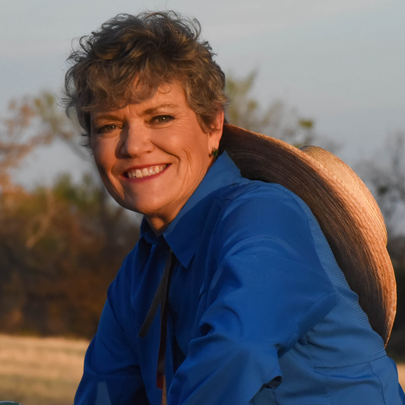 Kim Olson is a Democratic candidate for the Texas Commissioner