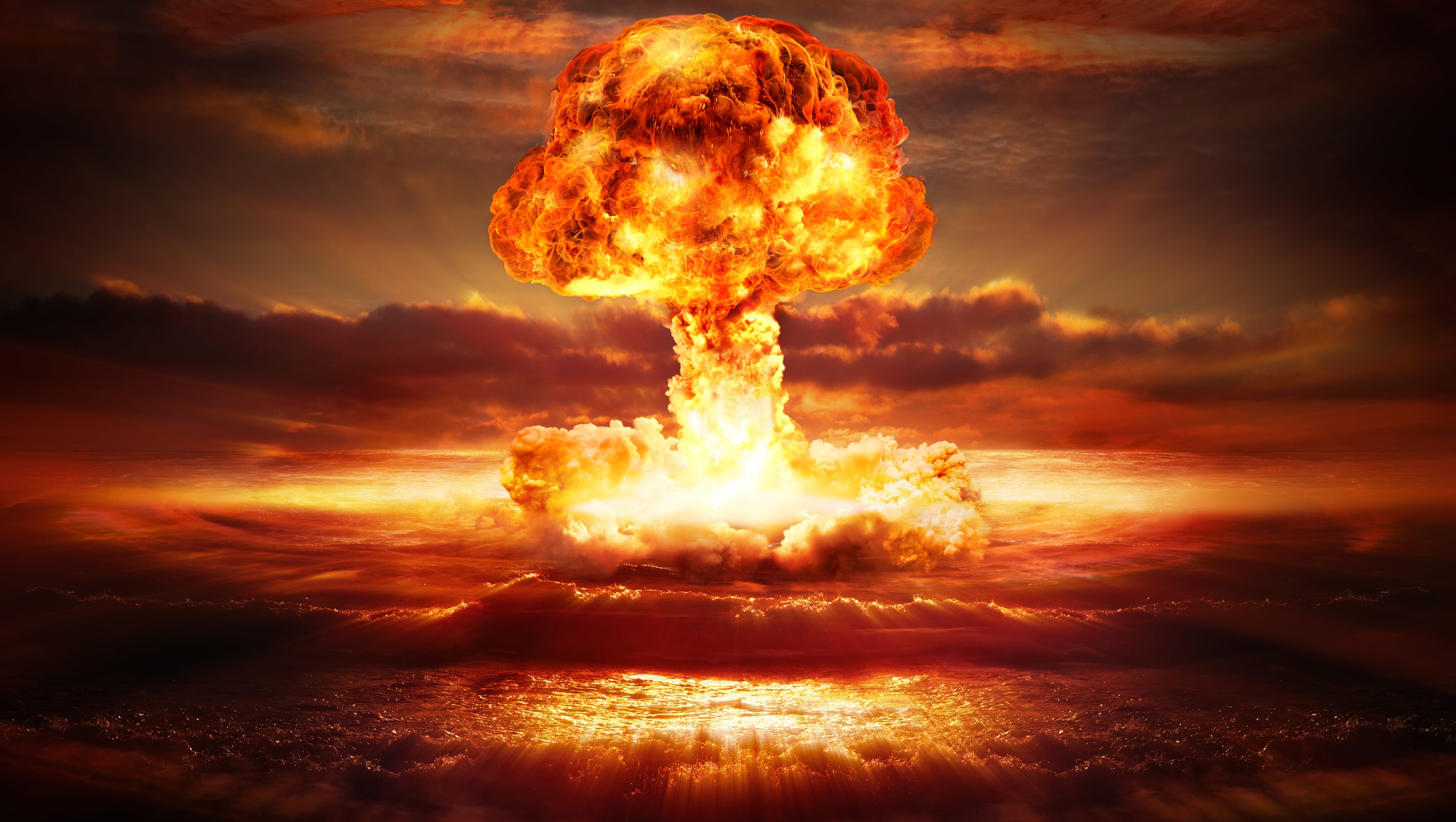 an analysis of the background of the atomic bomb Atomic bomb history the atomic bomb, and nuclear bombs, are powerful weapons that use nuclear reactions as their source of explosive energy scientists first.
