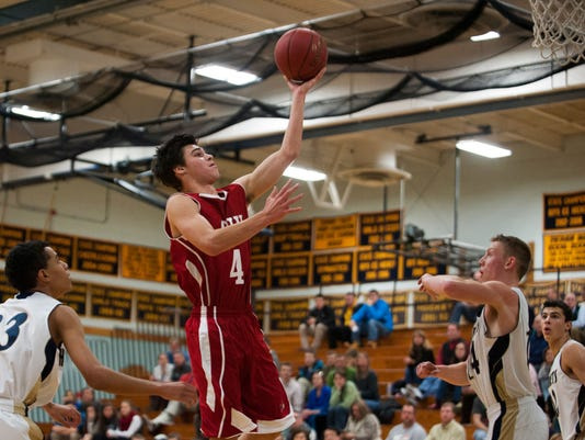 CVU vs. Essex Boys Basketball 12/05/14