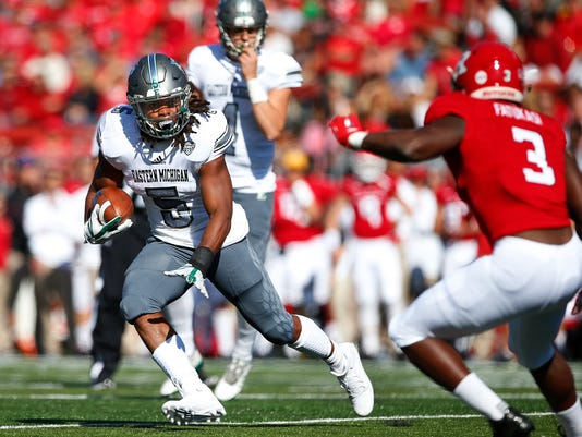 Eastern Michigan v Rutgers