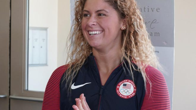North Kingstown native and three-time Olympian Elizabeth Beisel will work as an international swim ambassador for the SPIRE Institute and Academy in Ohio.
