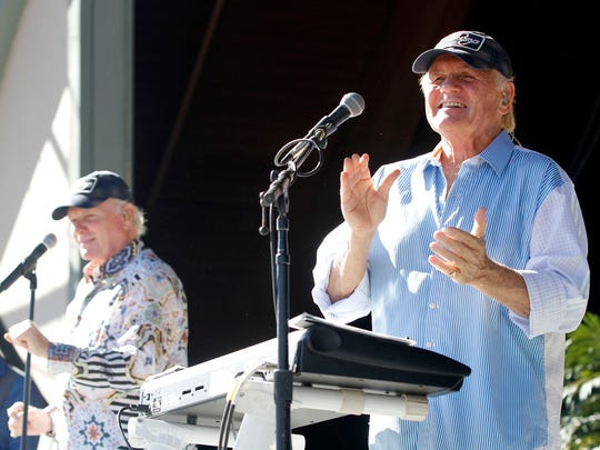 Beach Boys: Led by Mike Love and Bruce Johnston, the iconic American band makes a stop in Salem, 7 p.m. Aug. 31, LB Day Amphitheatre, 2330 17th St. NE. $40-$75. www.etix.com/ticket/v/14712