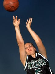 As a sophomore at Palmetto Ridge High School in 2005, Jamie Navarro was named the NDN Girls Basketball Player of the Year