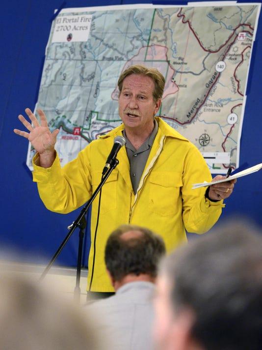 Yosemite Superintendent Retiring