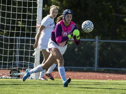 South Burlington vs. Burlington Girls Soccer 09/24/16