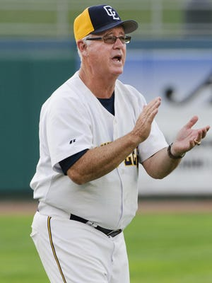 Pat O'Keefe has spent parts of six decades leading the Grand Ledge baseball program and is the all-time winningest coach in state history.