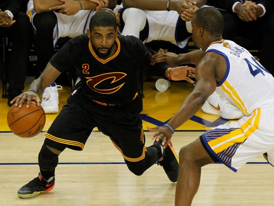 f1a4185f5721 Kyrie Irving s best game gets Cavs back into Finals