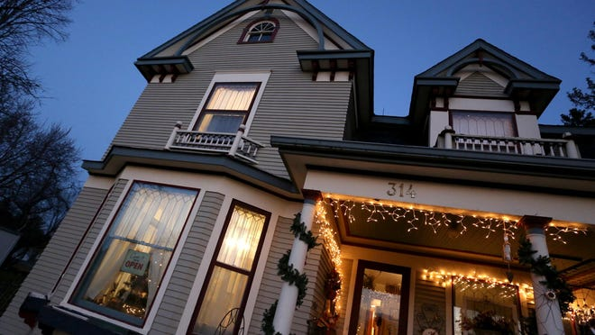 The Altrusa Holiday Home Tour is Dec. 1 and 2.