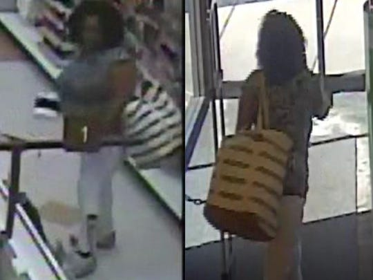 Bloomfield Township Police are asking for help indentifying this woman wanted for shoplifting at Rite Aid.